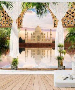 Taj Mahal Tapete